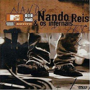 NANDO REIS: MTV AO VIVO  - (Promoção Colecionadores Discos)