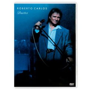 DVD - Roberto Carlos Duetos - PREÇO PROMOCIONAL