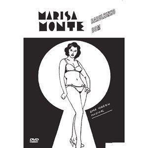 DVD - MARISA MONTE: BARULHINHO BOM (Promoção Colecionadores Discos)