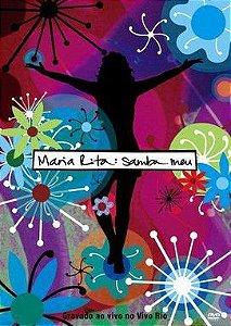 DVD -  MARIA RITA - SAMBA MEU (Promoção Colecionadores Discos)
