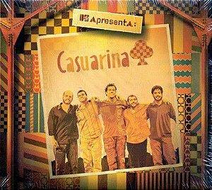 DVD - Casuarina – MTV Apresenta - (Promoção Colecionadores Discos)