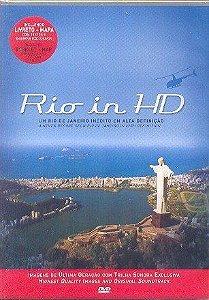 DVD - RIO IN HD (Promoção Colecionadores Discos)