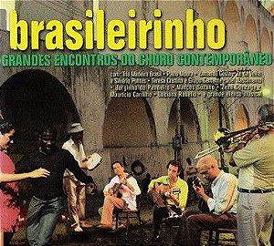DVD - Brasileirinho - Grandes Encontros Do Choro Contemporâneo (Promoção Colecionadores Discos)