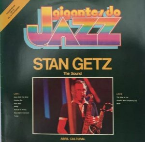 LP - Stan Getz ‎– The Sound