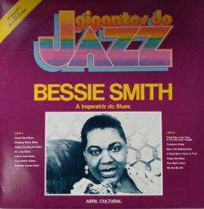 LP - Bessie Smith – A Imperatriz Do Blues