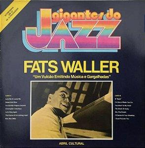 Fats Waller – Um Vulcão Emitindo Música E Gargalhadas