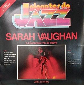 Sarah Vaughan – A Emocionante Voz Do Bebop