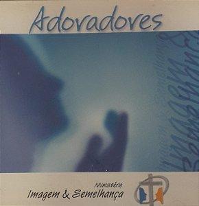 CD - Adoradores - Imagem e Semelhança (lacrado)