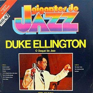 LP - Duke Ellington – O Duque Do Jazz