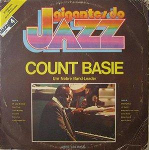 LP - Count Basie – Um Nobre Band-Leader