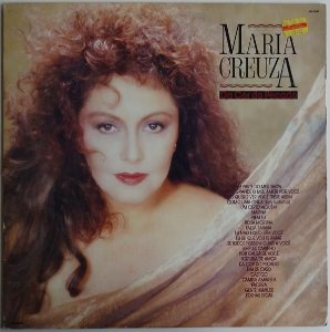 LP - Maria Creuza ‎– Da Cor Do Pecado