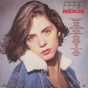 LP - Various – Fera Radical (Trilha Nacional Da Novela)