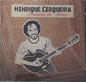 Henrique Cerqueira - Pimentas do Reino (Lacrado)