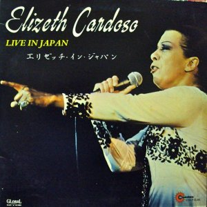 LP - Elizeth Cardoso ‎– Live In Japan