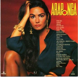 LP - Araponga Nacional (Novela Globo) (Vários Artistas)