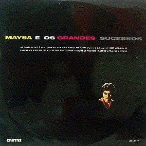 LP - Maysa Matarazzo – Maysa E Os Grandes Sucessos