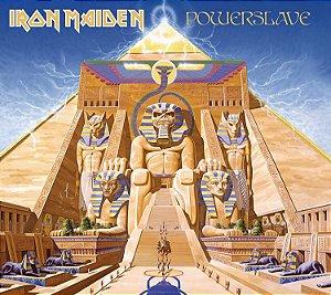 LP - Iron Maiden – Powerslave