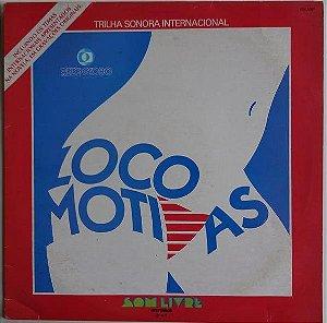 LP - Various – Loco-Motivas (Trilha Sonora Internacional)