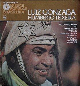 LP - Various – Nova História Da Música Popular Brasileira - Luiz Gonzaga, Humberto Teixeira