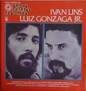 Various – Nova História Da Música Popular Brasileira - Ivan Lins, Luiz Gonzaga Jr.