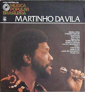 LP - Martinho Da Vila (Coleção Nova História Da Música Popular Brasileira)
