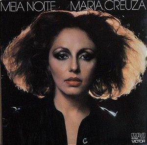 LP - Maria Creuza – Meia Noite