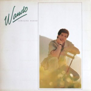LP - Wando – Coração Aceso