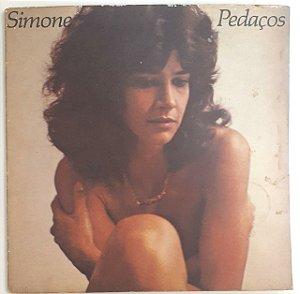 LP - Simone  – Pedaços