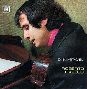 LP - Roberto Carlos – O Inimitável