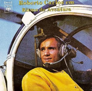 LP - Roberto Carlos – Roberto Carlos Em Ritmo De Aventura