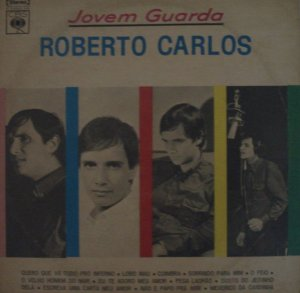 LP - Roberto Carlos – Jovem Guarda