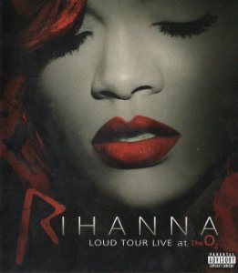 BD - Rihanna ‎– Loud Tour Live At The O₂