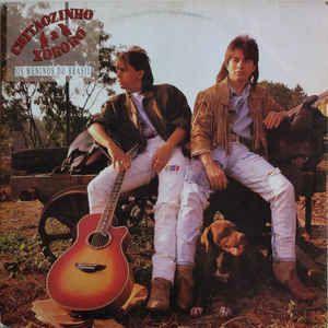 LP - Chitãozinho & Xororó – Os Meninos Do Brasil