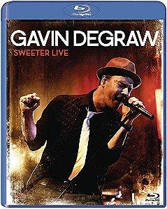 Blu-ray - Gavin DeGraw – Sweeter Live
