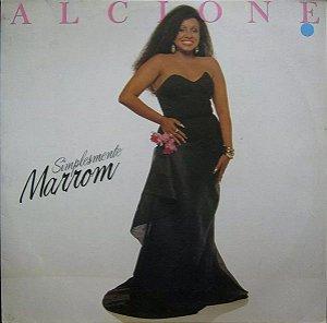LP - Alcione – Simplesmente Marrom