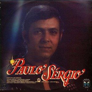 LP - Paulo Sérgio 1987 - Duetos
