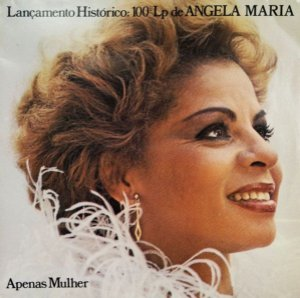 LP - Ângela Maria – Apenas Mulher