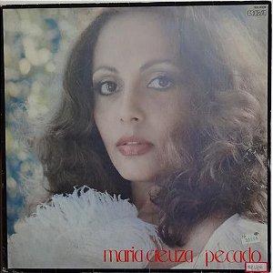 LP - Maria Creuza – Pecado
