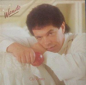 LP - Wando – Obsceno