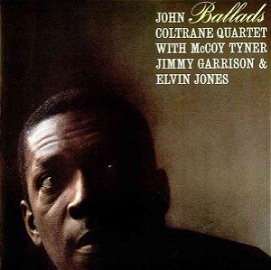 CD - John Coltrane Quartet – Ballads - Lacrado