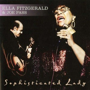 CD - Ella Fitzgerald & Joe Pass – Sophisticated Lady - Lacrado