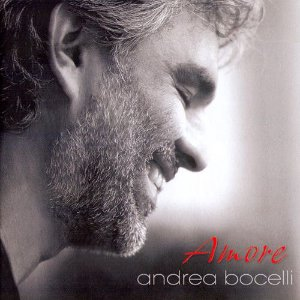 Andrea Bocelli – Amore - Lacrado