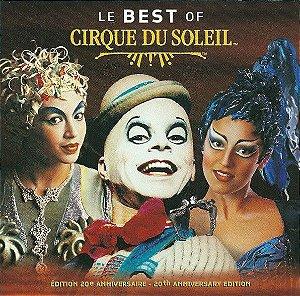 CD - Cirque Du Soleil – Le Best Of Cirque Du Soleil