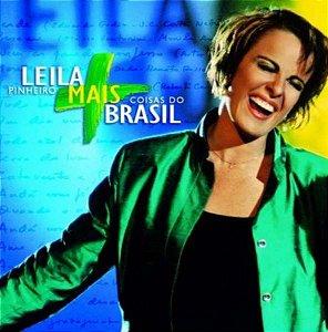 CD - Leila Pinheiro – Mais Coisas Do Brasil - DIGIPACK - NOVO