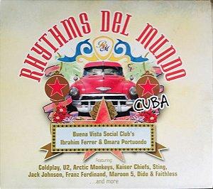 CD - Rhythms Del Mundo – Cuba - DIGIPACK