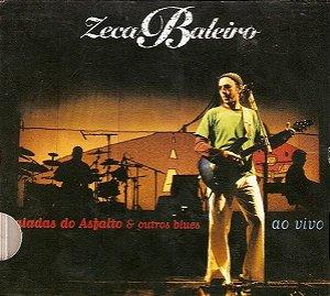 Zeca Baleiro – Baladas Do Asfalto & Outros Blues (Ao Vivo)