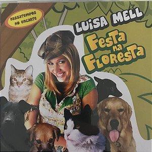 CD - Luisa Mell - Festa na Flores (lacrado)