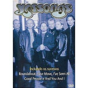 DVD - Yes - Yes-songs