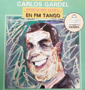 CD - Carlos Gardel - Evocacion Lunfa - En Fm Tango - IMP