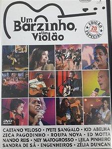 DVD - Um Barzinho, Um Violão (Vários Artistas)